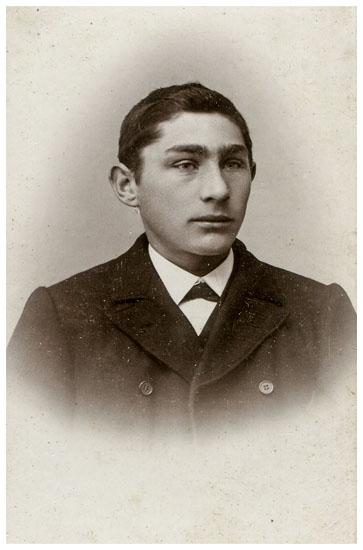 """Poul """"Thøger"""" Christensen (1875-1965), Doveroddevej 37"""