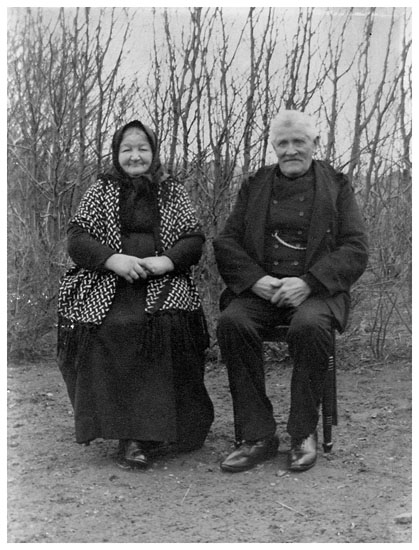 Ane Marie og Johan