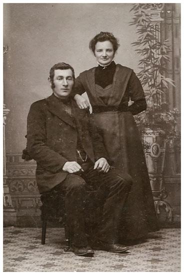 Karen og Poul Sønderskov